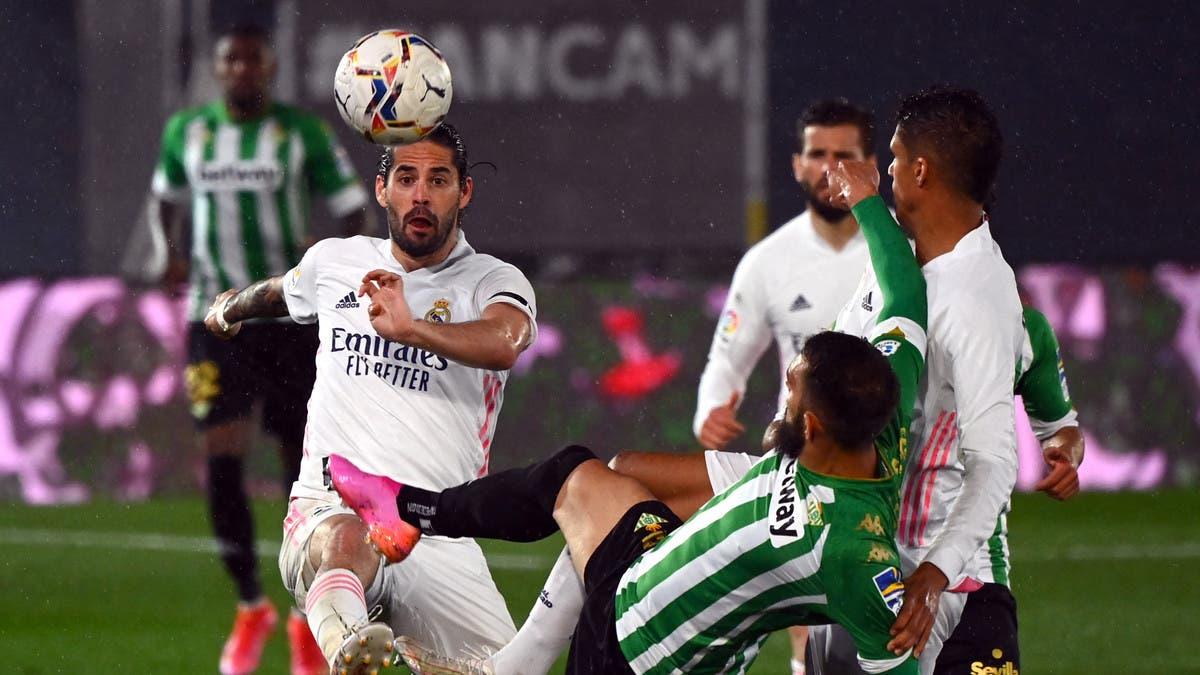 ريال مدريد يسقط في فخ التعادل مجدداً