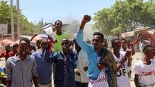 Gunmen opposed to Somali president control strategic parts of capital Mogadishu