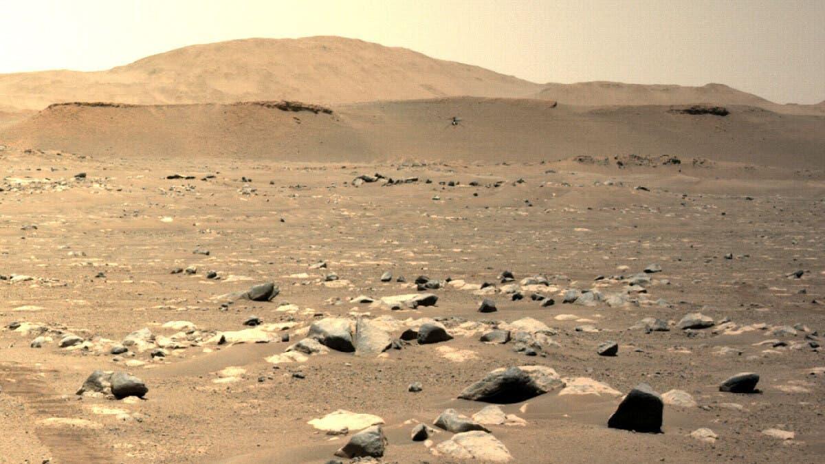 """طيران """"مذهل"""" على المريخ.. ذكرى الأخوين رايت تحلّق"""