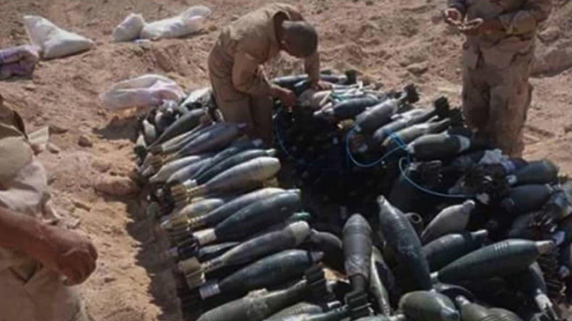 مخلفات داعش في تلعفر