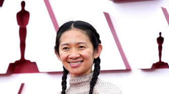 Chloe Zhao makes Oscars history as first Asian woman best director