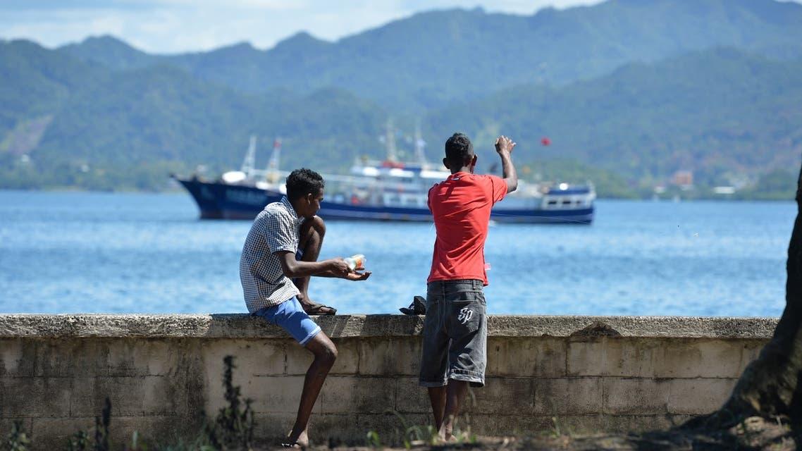 The Fijian capital Suva (File photo: AFP)