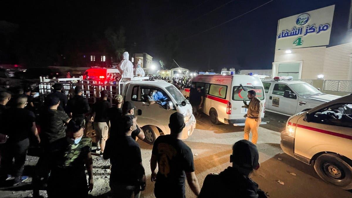 مفاجأة بفاجعة مستشفى بغداد.. القتلى ضعف عدد المرضى