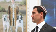 A statue, an ode, and now a national holiday for Turkmenistan dog breed