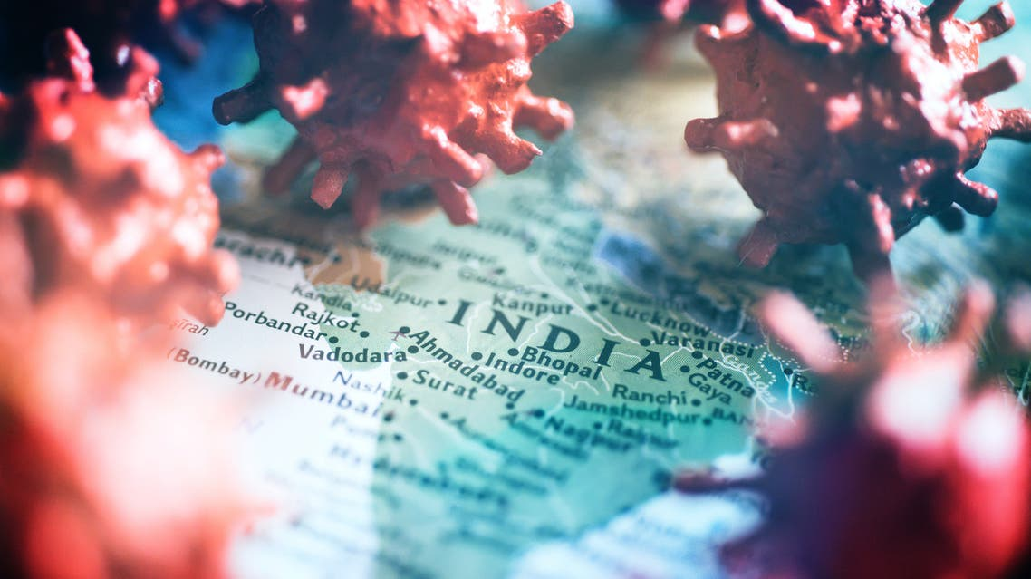 كورونا في الهند (istock)