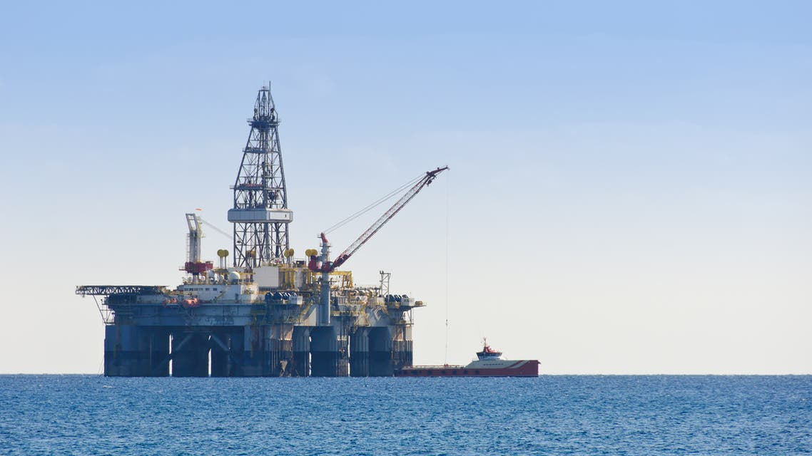 حقل للنفط والغاز في المتوسط
