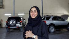 Emirati woman turns hobby into business with car repair shop in UAE
