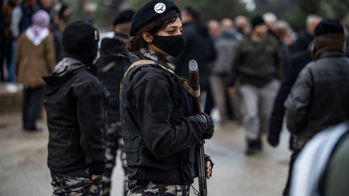 نیروهای سوریه دمکراتیک