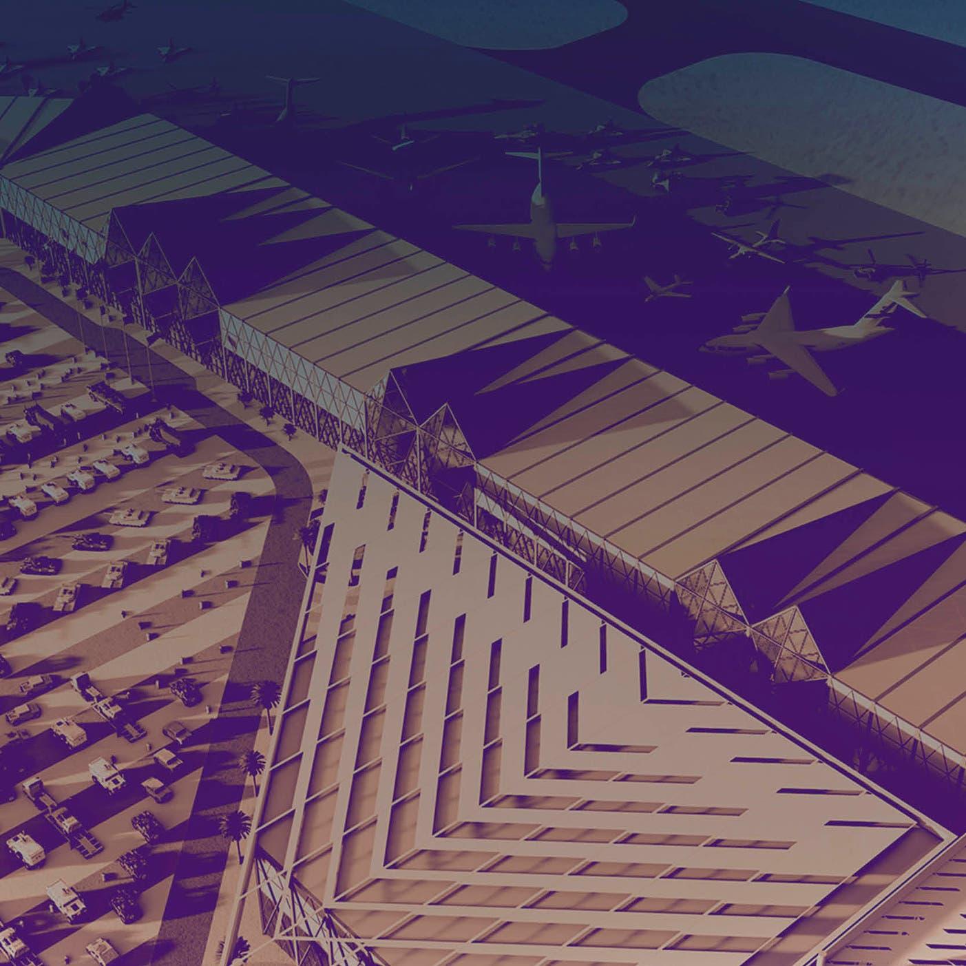 معرض الدفاع العالمي يبدأ المرحلة الثانية لبناء مقره الرئيسي بالسعودية