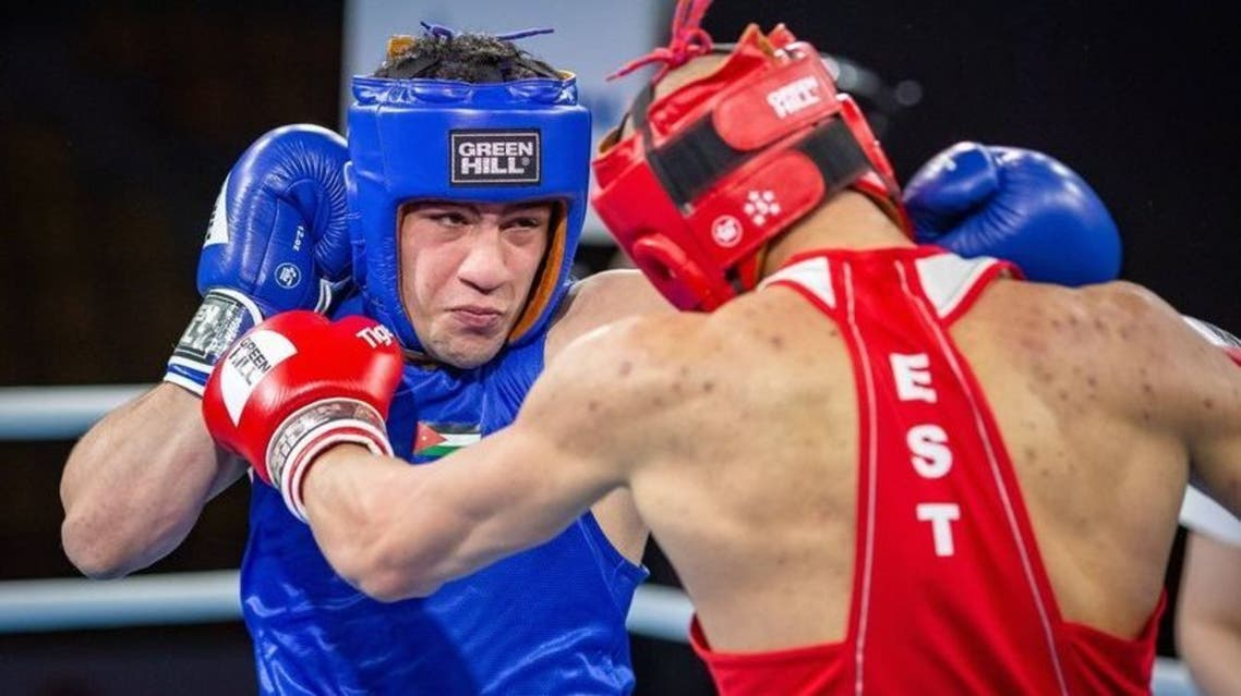 Jordanian boxer Rashed al-Swaisat dies at 19 following a fight at the International Boxing Association (AIBA) world youth championships in Poland. (Twitter)