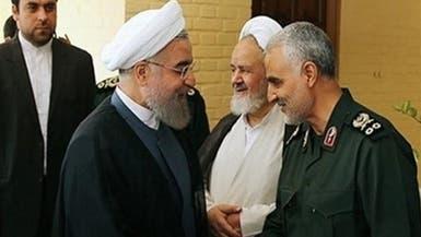 اتهام روحاني وظريف على قناة حكومية بالضلوع في اغتيال سليماني