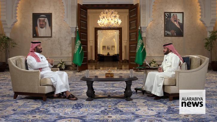 Who are we? An interview with Mohammed bin Salman