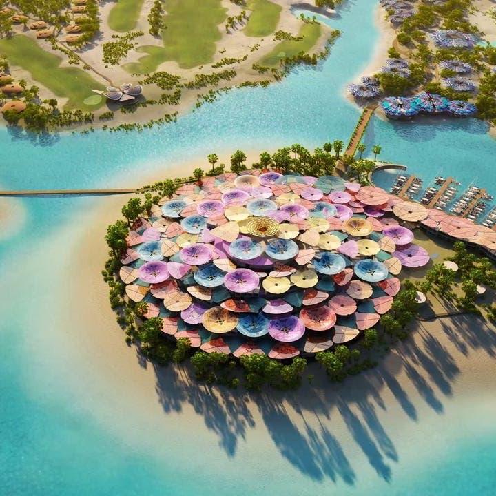 """مشروع البحر الأحمر يضمن اعتماد """"التمويل الأخضر"""" لإرساء السياحة المتجددة"""