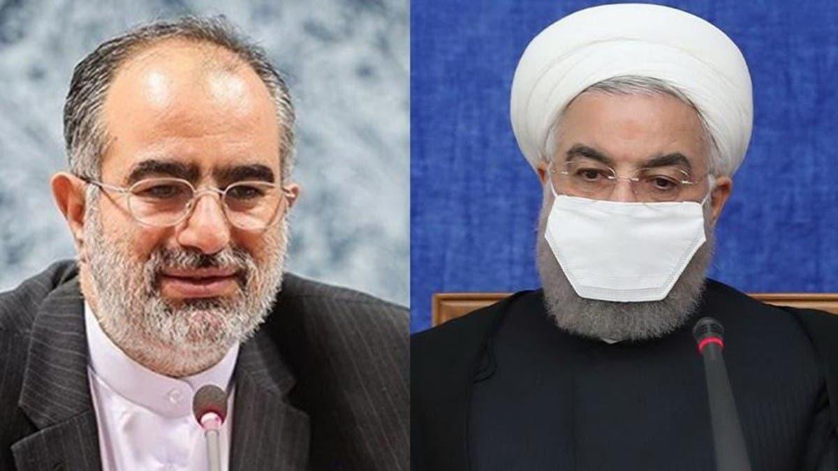 إعلام محلي: مستشار روحاني المتهم الأول بتسريب الملف الصوتي