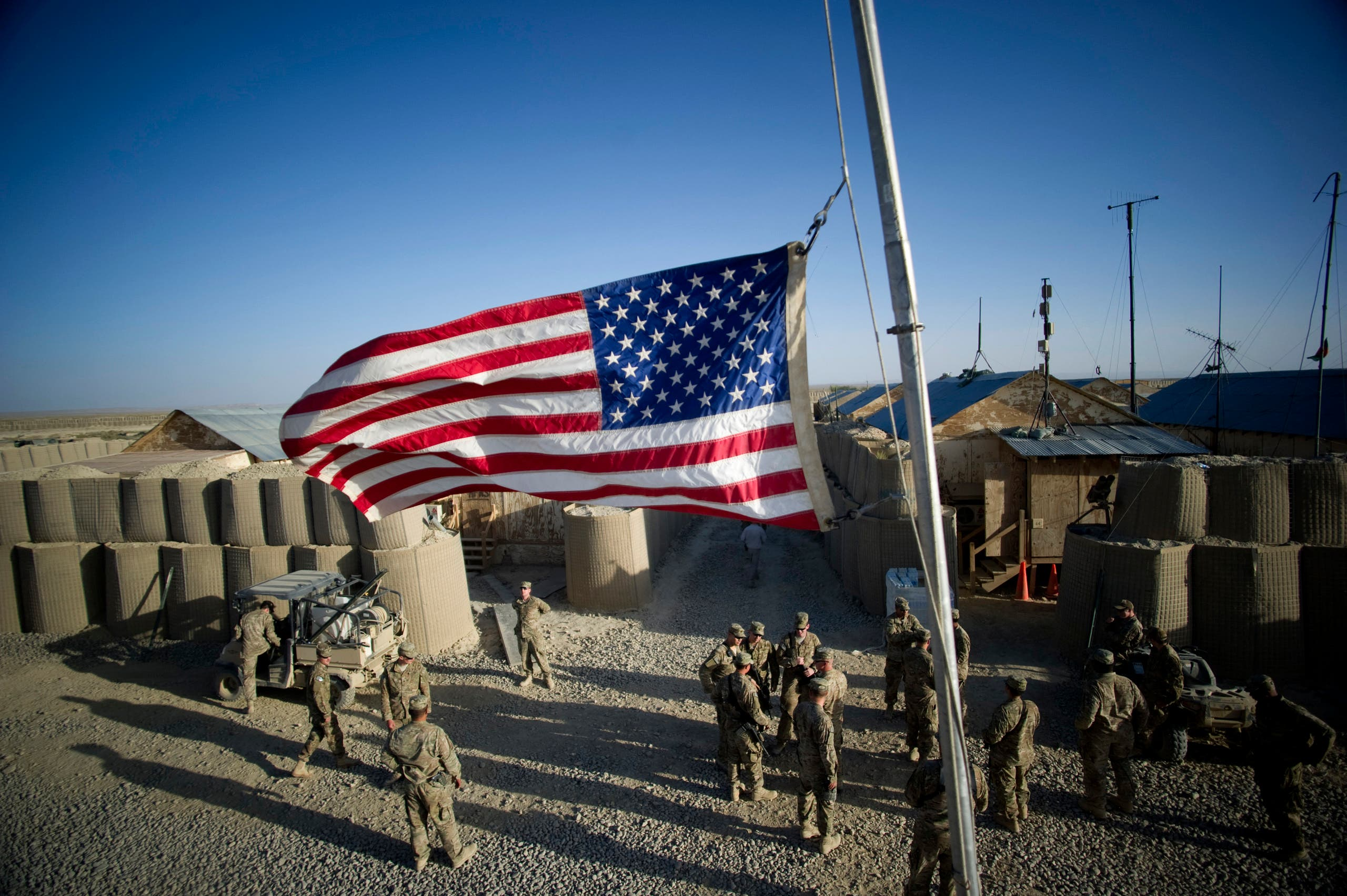"""من القوات الأميركية بأفغانستان """"أرشيفية"""""""