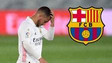 وكيله: هازارد ليس لاعباً لريال مدريد.. بل برشلونة