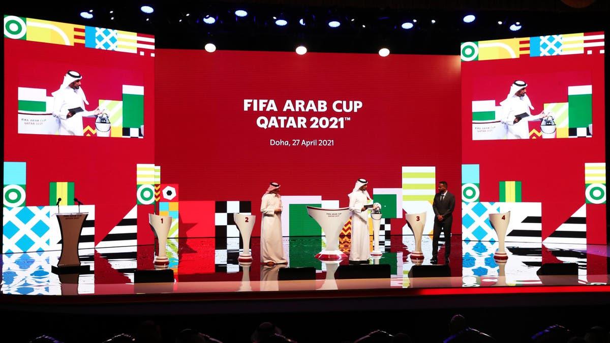 """""""فيفا"""" يعلن جدول مباريات كأس العرب"""