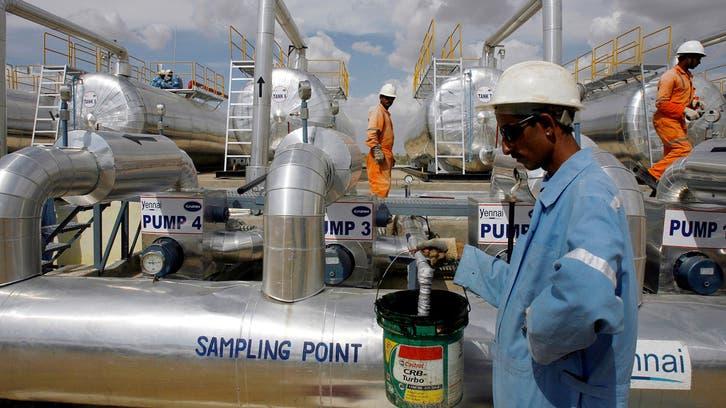 إنتاج شركات تكرير النفط الهندية يرتفع 14.2% في أغسطس