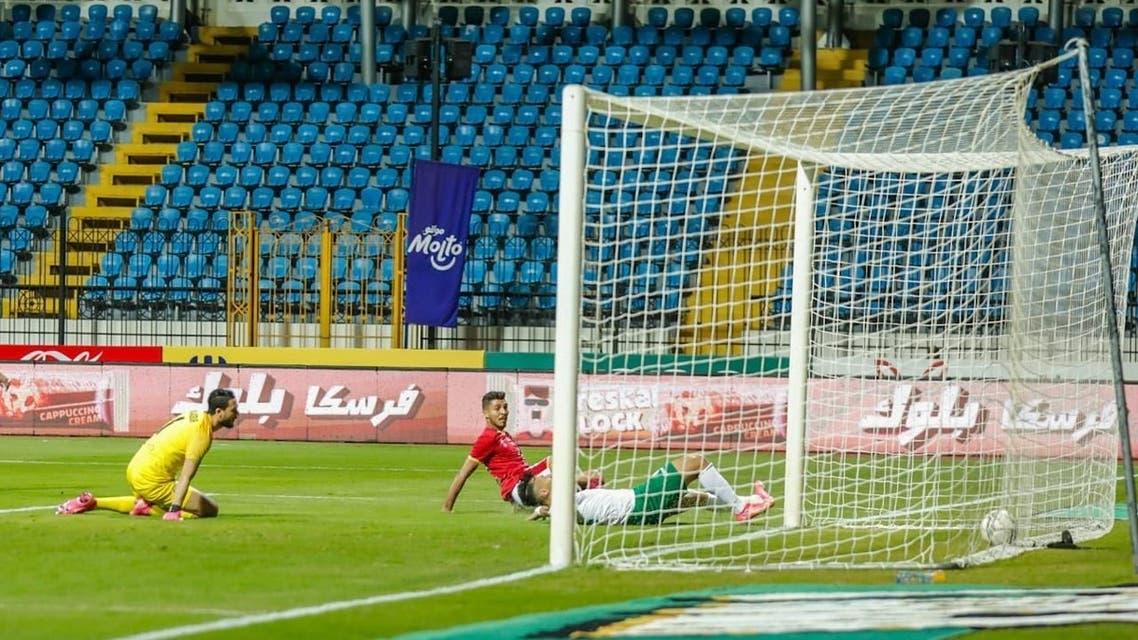 محمد شريف الأهلي المصري البورسعيدي