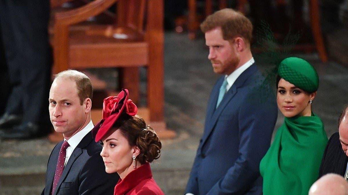 مصدر ملكي: الأمير ويليام لن يسامح ميغان ماركل أبداً!