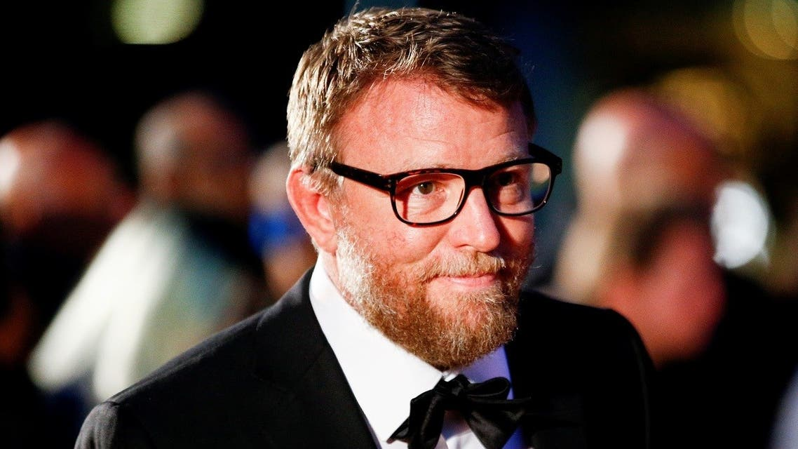 Director Guy Ritchie arrives to the GQ Men Of The Year Awards 2019 in London, Britain, on September 3, 2019. (Reuters)
