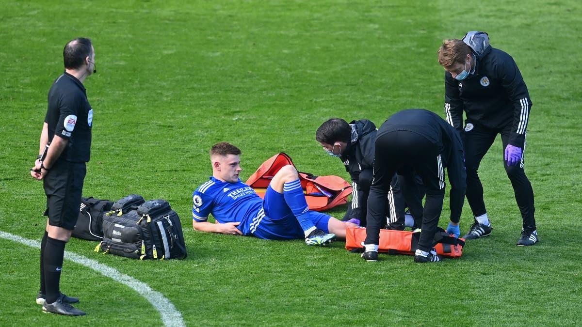 إصابة بارنز تبعده عن كأس أوروبا
