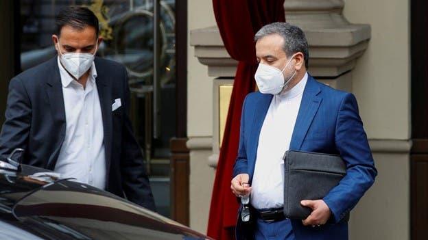 عباس عراقچی، مذاکرهکننده ارشد ایران در مذاکرات وین