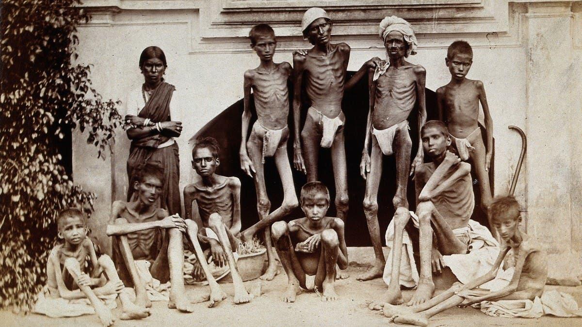 هكذا قتلت مجاعة 9 ملايين هندي خلال عامين