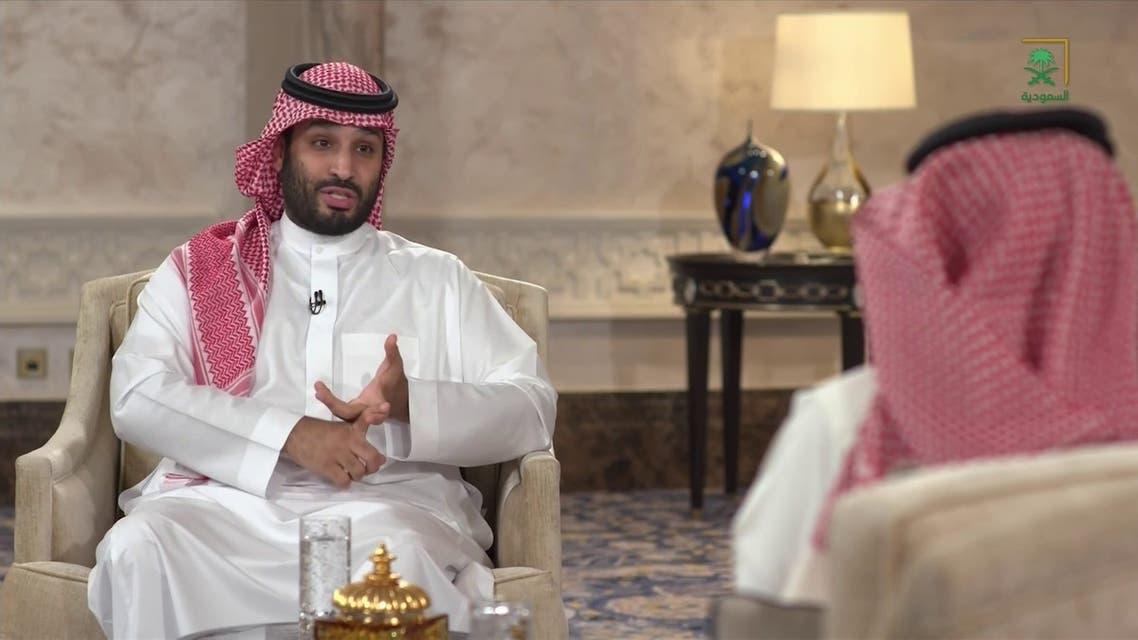 محمد بن سلمان: السعودي لا يخاف والخوف غير موجود في قاموسه