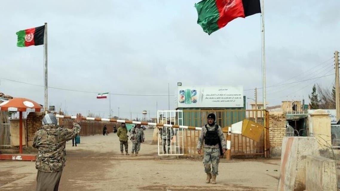مرز افغانستان و ایران
