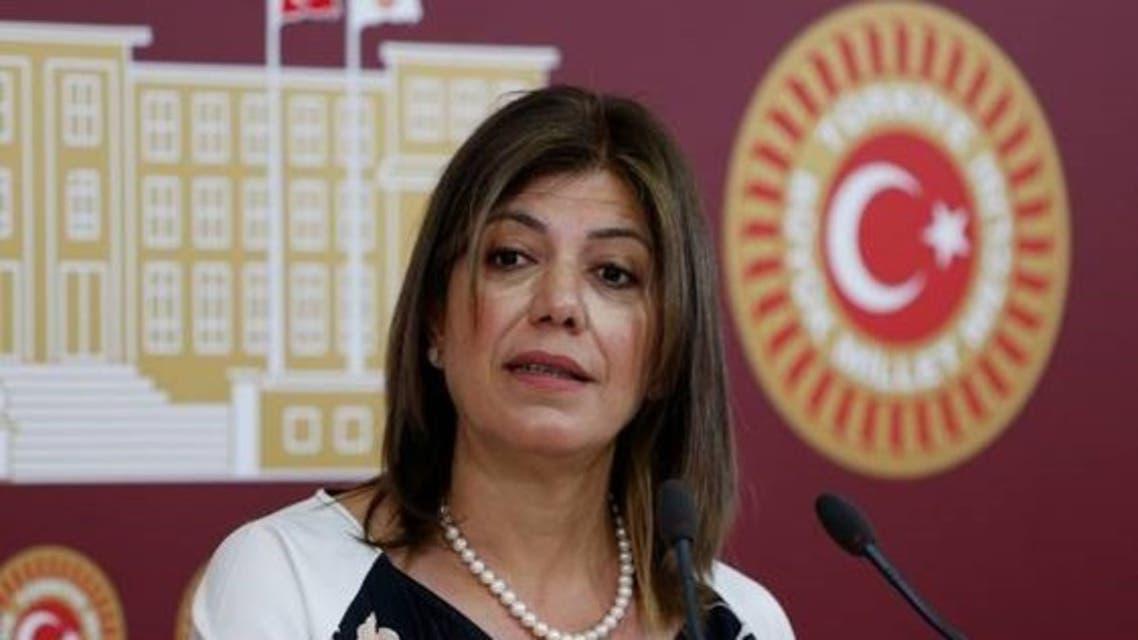 نائبة رئيس حزب الشعوب الديمقراطي ميرال دانيش بشتاش