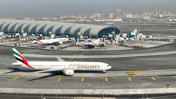 مطارات دبي تتوقع استقبال 27 مليون مسافر بنهاية العام الحالي