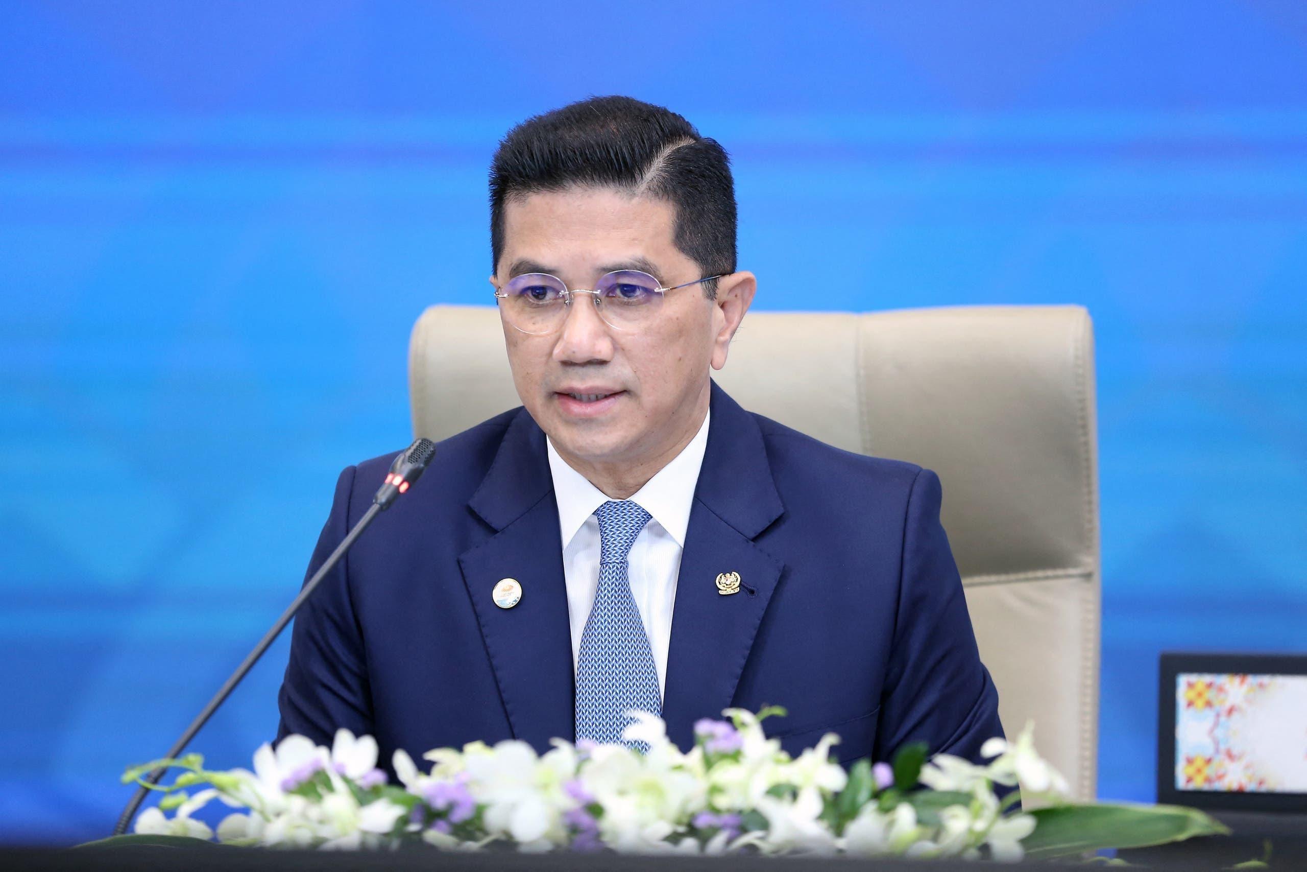 ملائیشین وزیر تجارت محمد علی