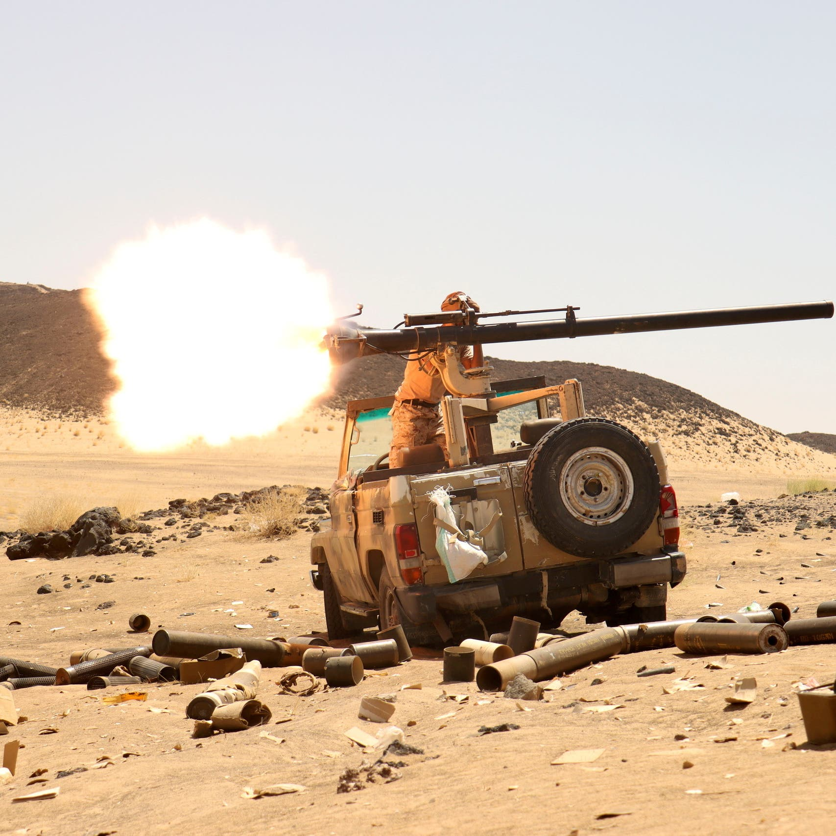 اليمن.. مقتل 10 قياديين للحوثي في معارك مأرب