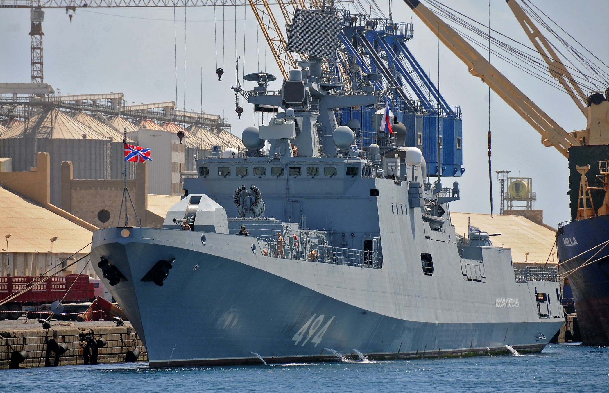 Moscow: Sudan has not withdrawn from the agreement to establish a Russian naval facility