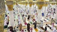 مسجد نبوی ﷺمیں رمضان کے آخری عشرہ میں عبادت گزاروں کے لیے تمام تیاریاں مکمل