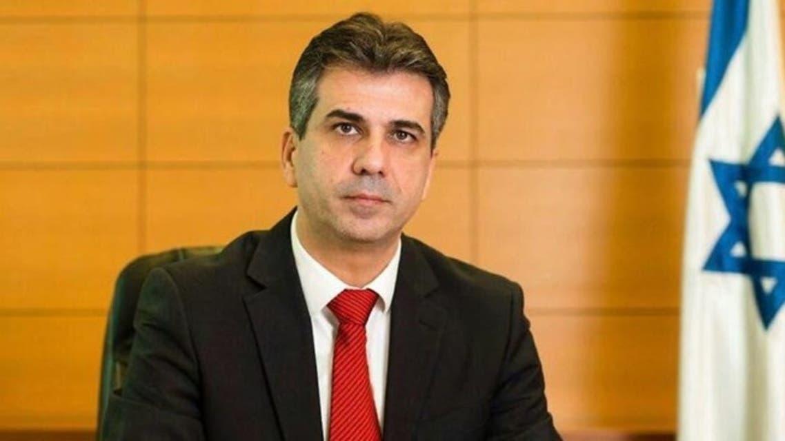 ایلی کوهن وزیر اطلاعات اسرائیل