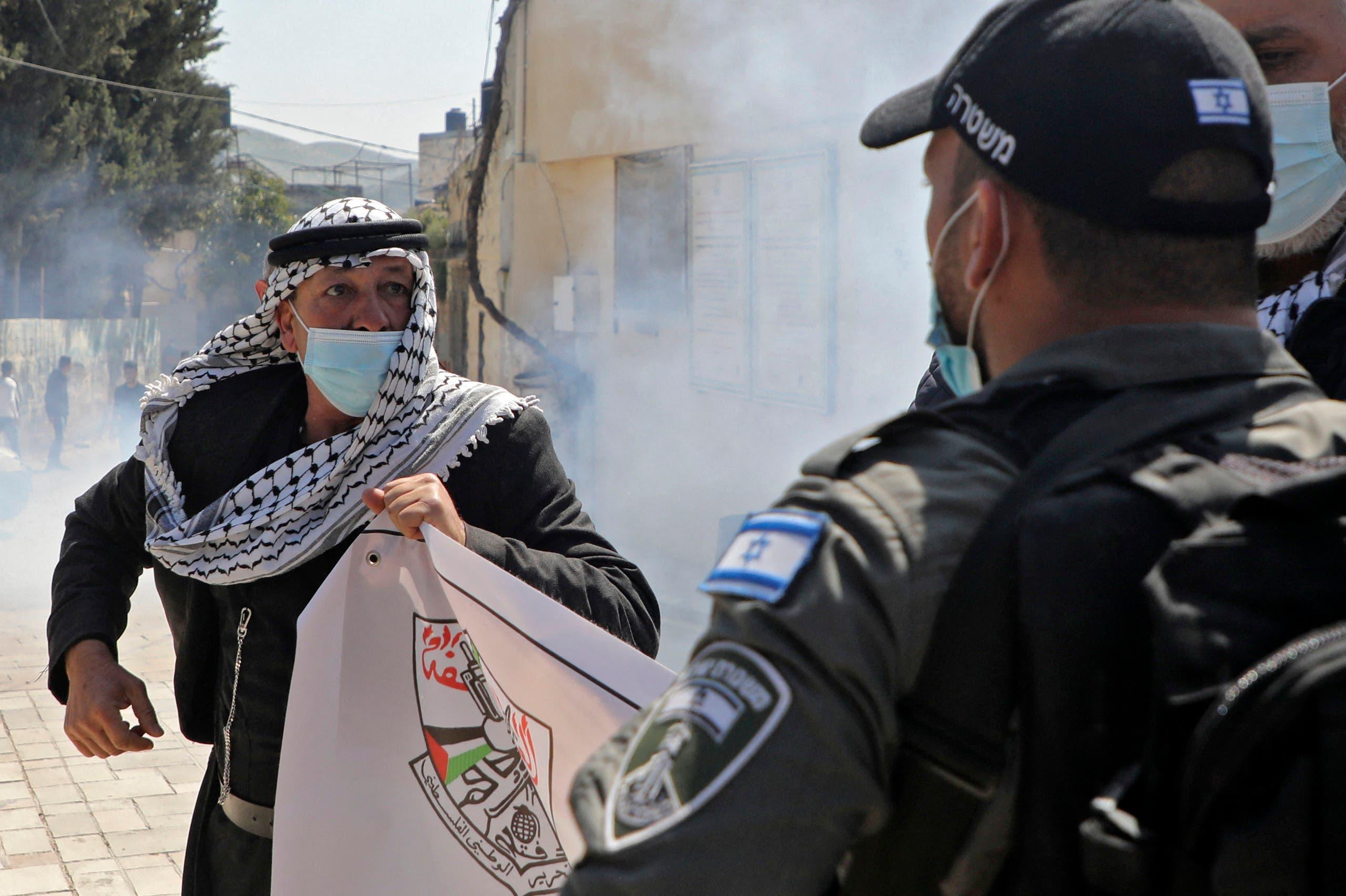 من الأراضي الفلسطينية (أرشيفية- فرانس برس)