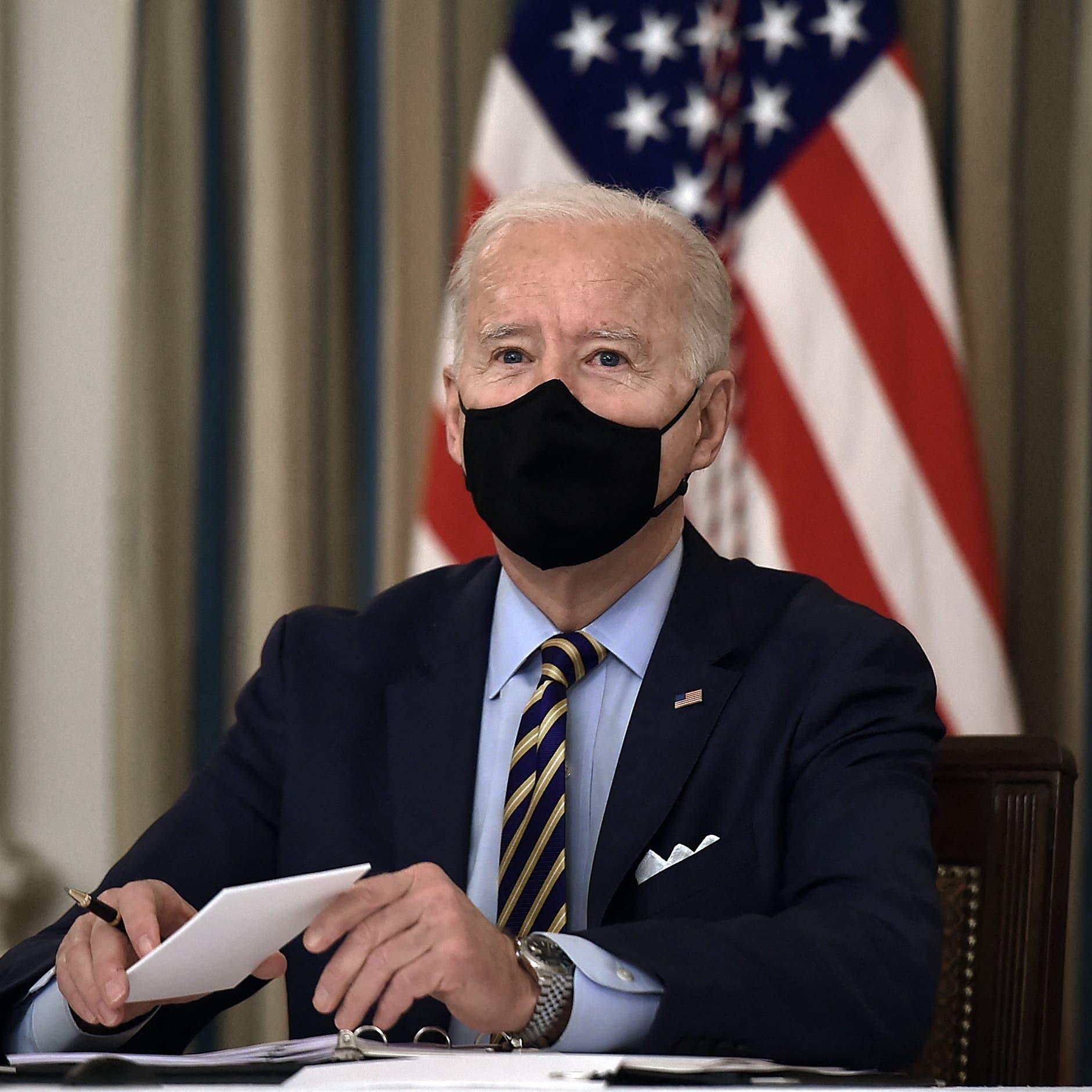 """موقع """"أكسيوس"""": بايدن يتحدث عن طريق طويل للاتفاق مع إيران"""