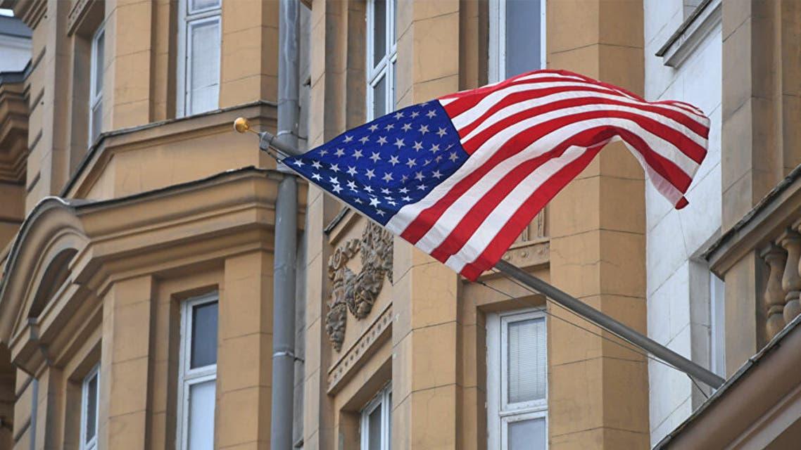 السفارة الأميركية في موسكو