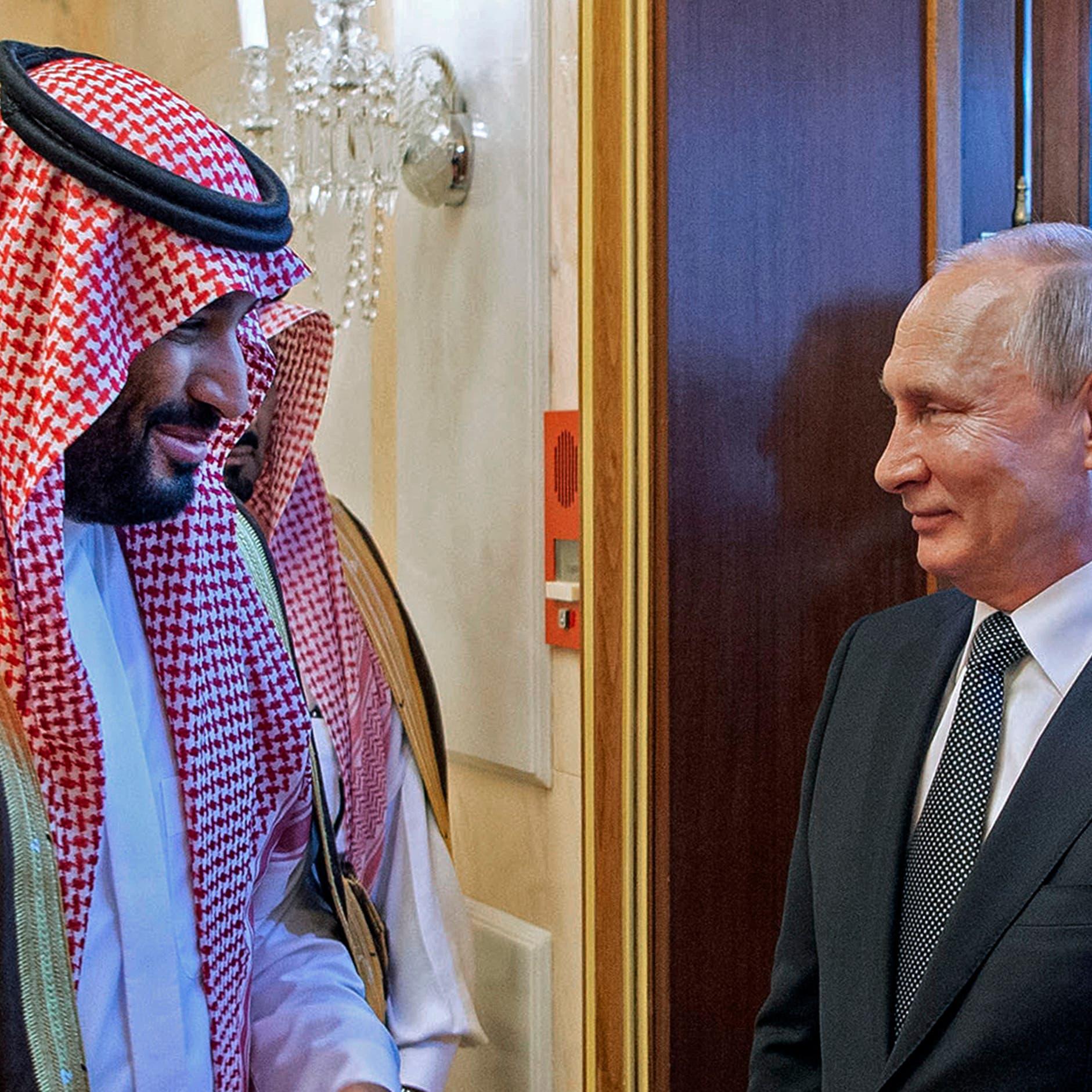 الكرملين: نؤيد نهج ولي العهد السعودي بالقضايا العالمية