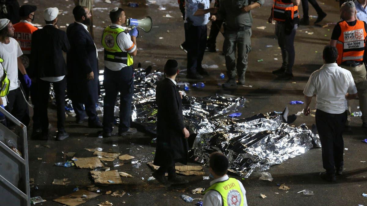 نار وجثث وتجمعات.. مشاهد مروعة لما حدث في إسرائيل