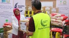 خادم الحرمین پروگرام کے تحت آسٹریلیا میں روزے داروں کے افطار کا انتظام