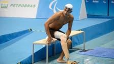 ٹانگ سے معذور شامی پیراک اولمپک مقابلوں میں حصہ لینے کے لیے پرعزم