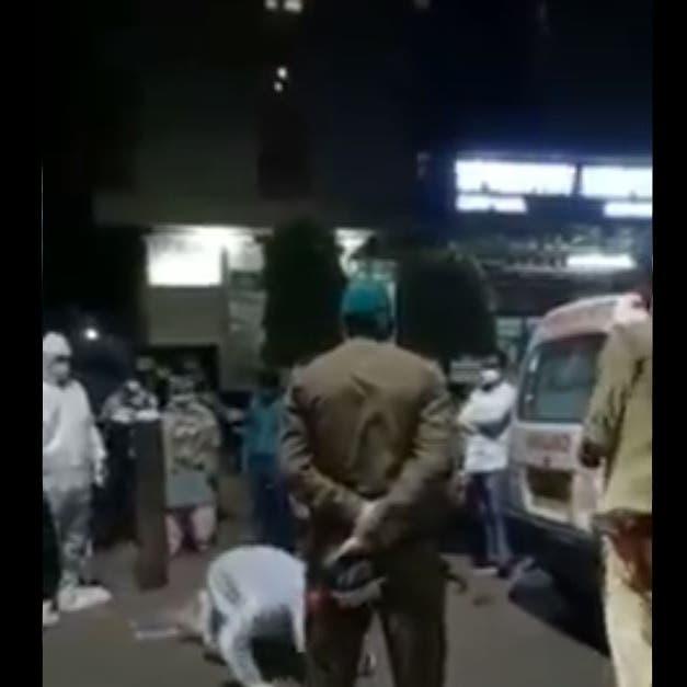 صراخ من الهند.. هل سحبت الشرطة الأكسجين عن أمه فماتت؟
