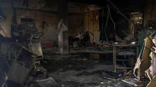 بھارت: گجرات کے ہسپتال میں اتش زدگی، 18 مریض ہلاک