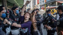 Turkey arrests more than 200 people for holding May Day protest