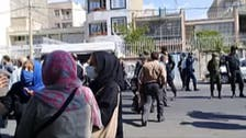 تصویری؛ تجمعات روز جهانی کارگر در ایران در محاصره نیروهای امنیتی