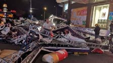 Violent storm kills 11, injures hundreds near Shanghai: Chinese authorities