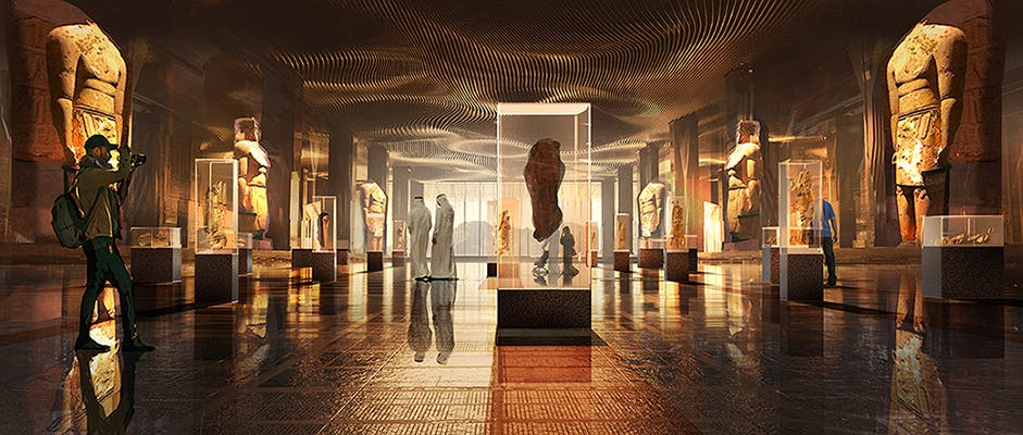 The Kingdoms Institute will be a place of discovery, science and knowledge sharing with the local community and visitors from around the globe about the heritage and culture of the region. (Image: Royal Commission for AlUla)